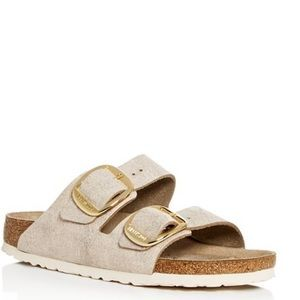 Birkenstock Arizona big buckle sandal 🍍
